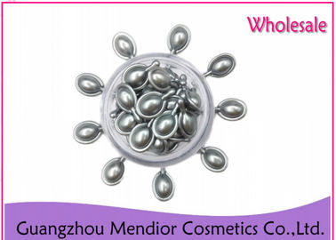 Silver Foil EGF Ceramide Face Capsules For Anti aging / Firmming / Black Circle